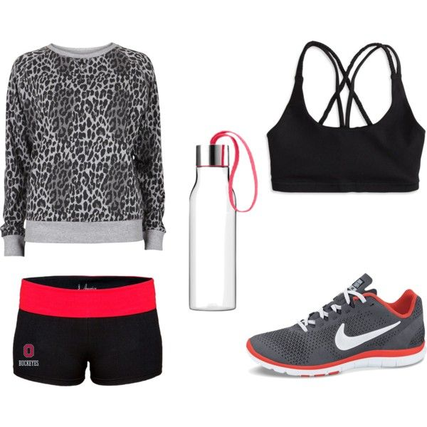 Workout Clothes by Sarah Duncan