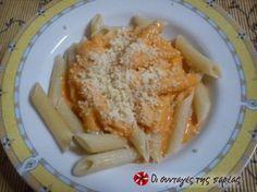 Μια νόστιμη σάλτσα από κόκκινες γλυκές πιπεριές που ταιριάζει υπέροχα με τα ζυμαρικά