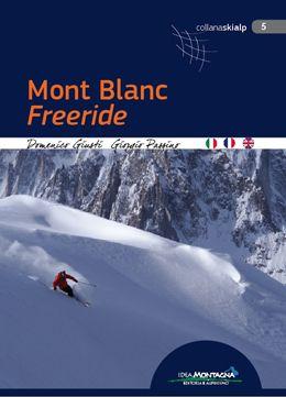 MONT BLANC FREERIDE  48 itinerari di freeride nelle vallate di Courmayeur e Chamonix In alcuni casi gli itinerari sono serviti da impianti di risalita, in altri è previsto l'uso delle pelli di foca. Per la prima volta in un libro, gli itinerari sono descritti e fotografati anche con prospettiva POV (Point of View) dello sciatore.  www.ideamontagna.it/librimontagna/libro-alpinismo-montagna.asp?cod=48