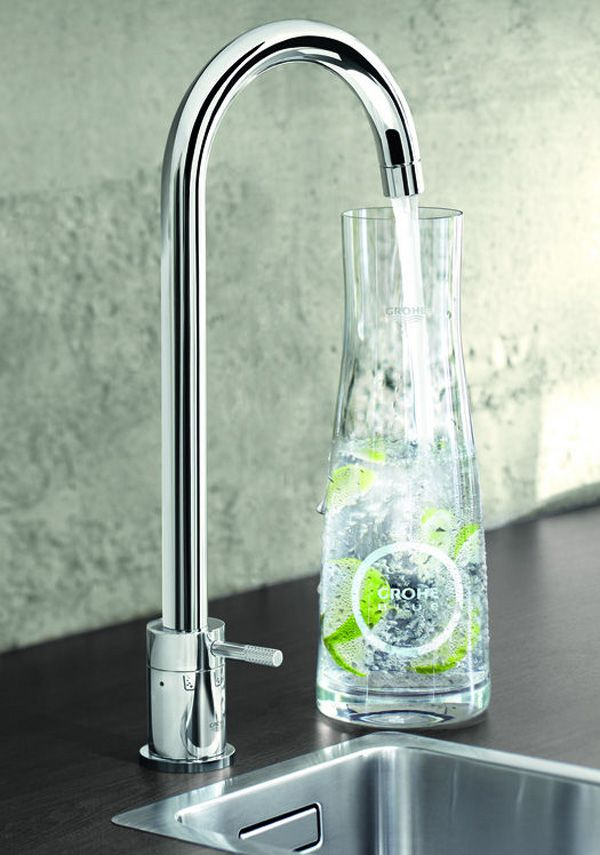 Don't buy bottled water any more. This dispenses still, medium and fully carbonated chilled and filtered water.