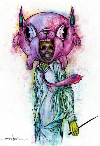 alex pardee Toxie tee by alex pardee alex pardee is a fine artist and illustrator who has been featured in juxtapoz and other magazines along with being a part of.