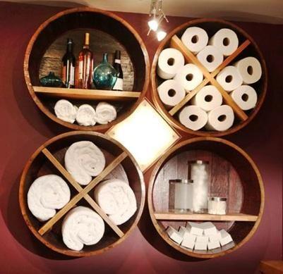 11 ideas y una más para reciclar un barril: