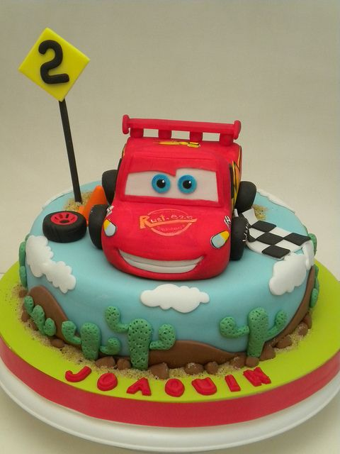 Torta Cars | Flickr: Intercambio de fotos