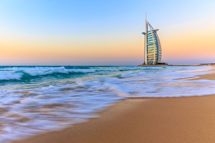 Dubai Attractions Burj Al-Arab