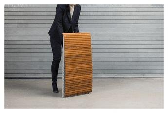 Ollie – Une chaise pliante aussi intelligente que design