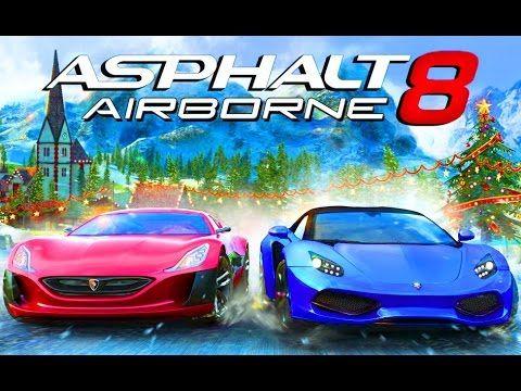 asphalt 8 airborne racing car game cartoon for kids 3