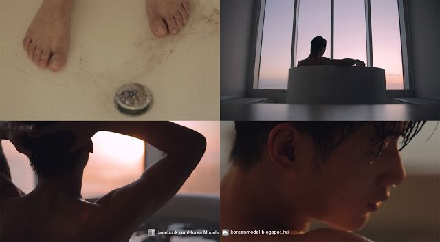 Korea Model모델 /Idol아이돌: 孫旻浩 -Next winter MV
