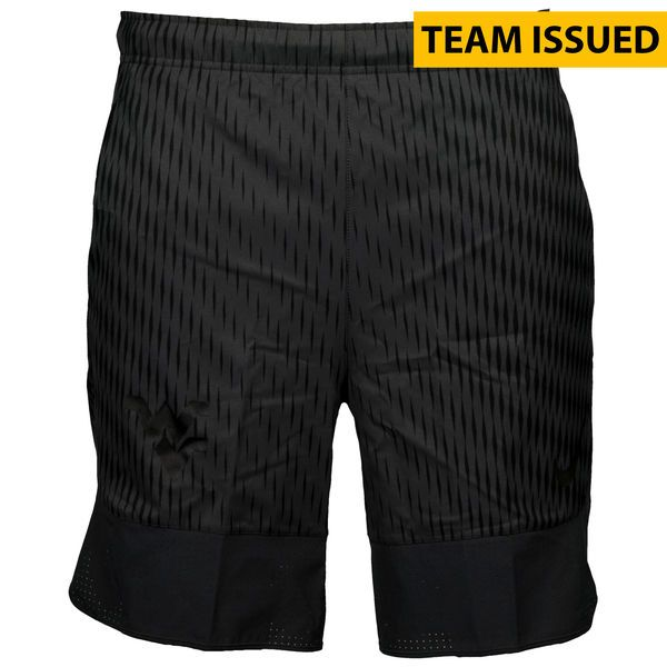 West Virginia Mountaineers Fanatics Authentic Team-Issued Black Nike Shorts from the 2016 Football Season - $74.99