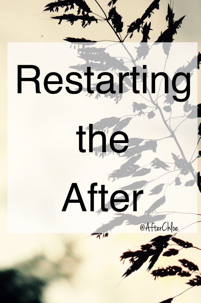 Restarting The After | Life after Loss | Loss of a Loved One | Grief | Stages of Grief |