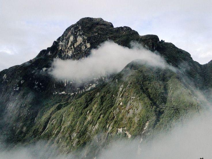 Cerro San Nicolas - Ciudad Bolivar - Tomado de Antioquia de Aventura