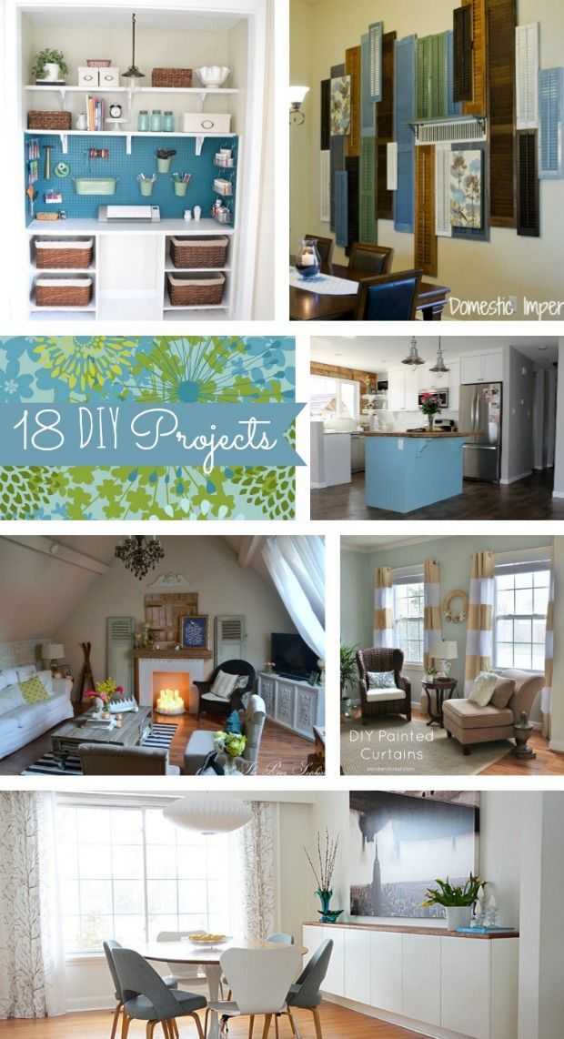 Do It Yourself Crafts Home Decor