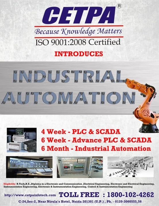 industrial automation thesis