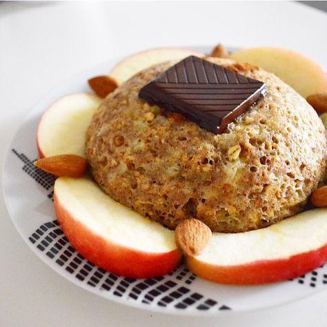 Mattez-moi ce bowl-cake parfait  sérieusement, je pense avoir trouvé un nouveau petit-déjeuner parfait pour me caler jusque 12h et comme je suis super gentille et généreuse comme fille ( eh ouais) je vous partage la recette sur le BLOG dans un nouvel article (lien dans la bio)  #blog #blogger #frenchblogger  brightsideofus.wordpress.com Ajoutez moi sur Snapchat pour plus de photos et d'idées recettes : prcrt