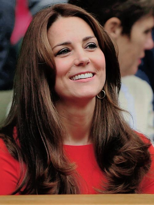 Duchess of Cambridge - Day nine of the Wimbledon Lawn Tennis Championships, July 8, 2015.