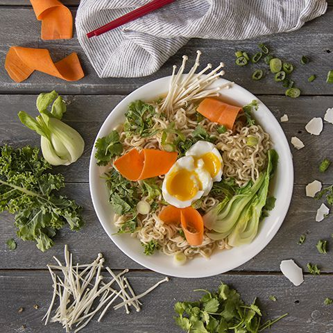 Spicy Ramen Soup Bowl - We're all raving about ramen. - thisTable