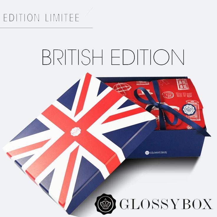 Coffret édition limitée Glossybox Juillet 2013