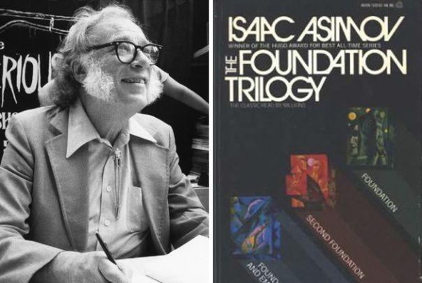 Skydance Trying Asimov's 'Foundation' As TV Series; David Goyer, Josh Friedman To Adapt