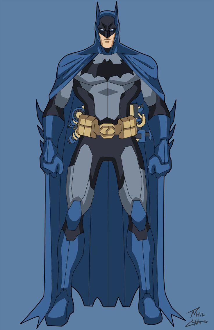 Batman by phil-cho.deviantart.com on @deviantART