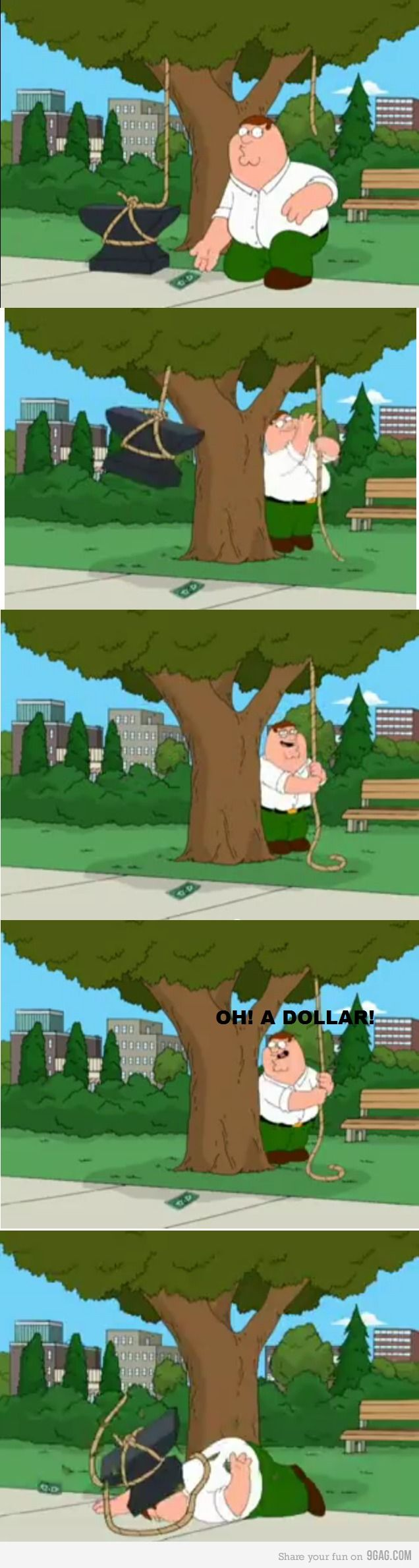 Always Peter Griffin!