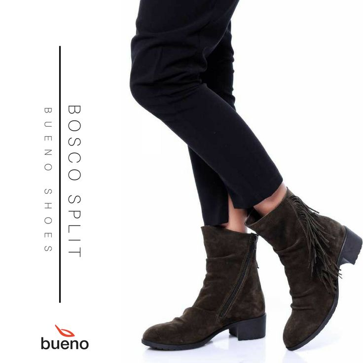 Bohem şıklığı yaratmak istiyorsanız püskül detaylı Bueno Shoes ayakkabılarıyla tarzınıza tarz katın.