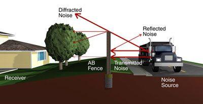 Trees For Sound Barrier | Zef Jam