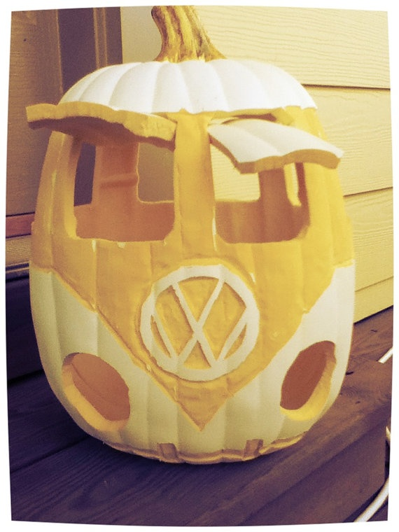CUSTOM RETRO 1960 1970 Volkswagen. This is what Cinderella should have asked for!