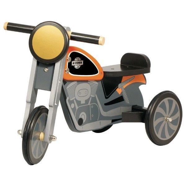 Sycomore Porteur bois Easy Rider | Towertoys.com