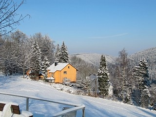 Fantastic large apartment (125sqm) 1 with valley Class in the resort Bärenfels Vacation Rental in Altenberg from @homeaway! #vacation #rental #travel #homeaway
