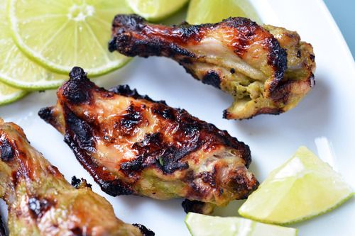 Chili Lime Chicken Wings (I plan to use chicken thighs or chicken ...
