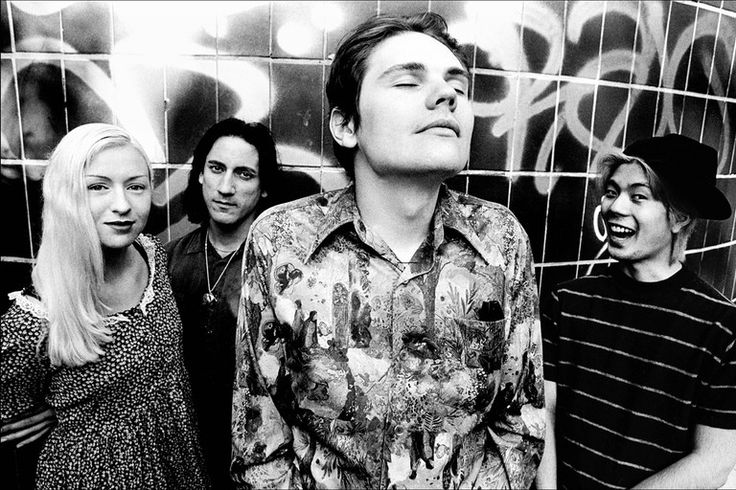 Infinite Rockness: Photos of Smashing Pumpkins Through the Years - Fuse