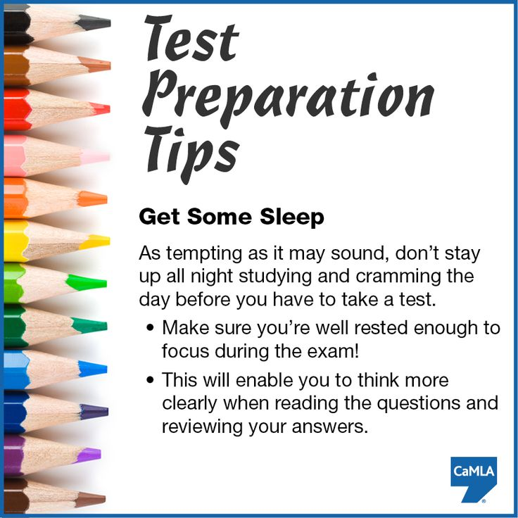 Exam Preparation: Ten Study Tips | Top Universities