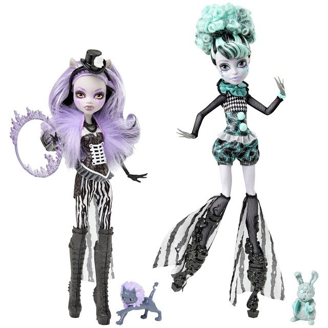 All about Monster High: Freak Du Chic Twyla