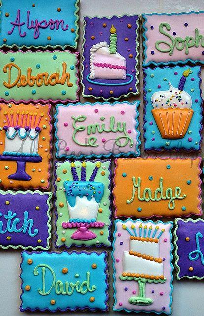 derek's birthday by Ali Bee's Bake Shop, via Flickr