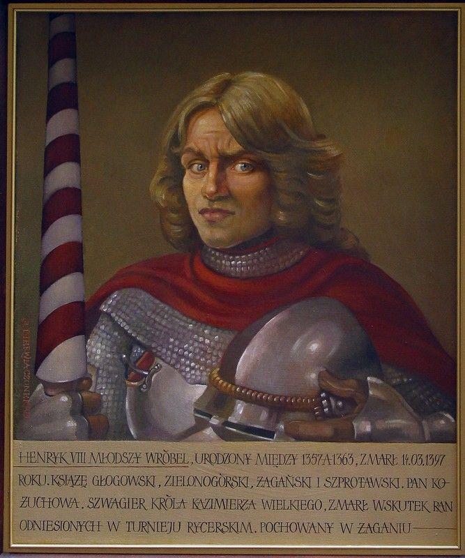 Henryk VIII Młodszy Wróbel
