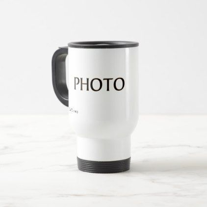 Travel Mug with Photo Camera - travel photos wanderlust traveling pictures photo
