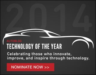 2014 Autoblog Technology of the Year Award