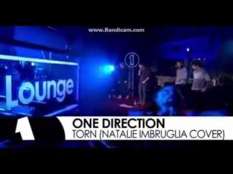 One Direction - Torn BBC RADIO 1 - YouTube