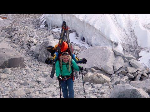 La Sportiva - Emily Harrington and Adrian Ballinger face the 5th highest peak in the world - YouTube