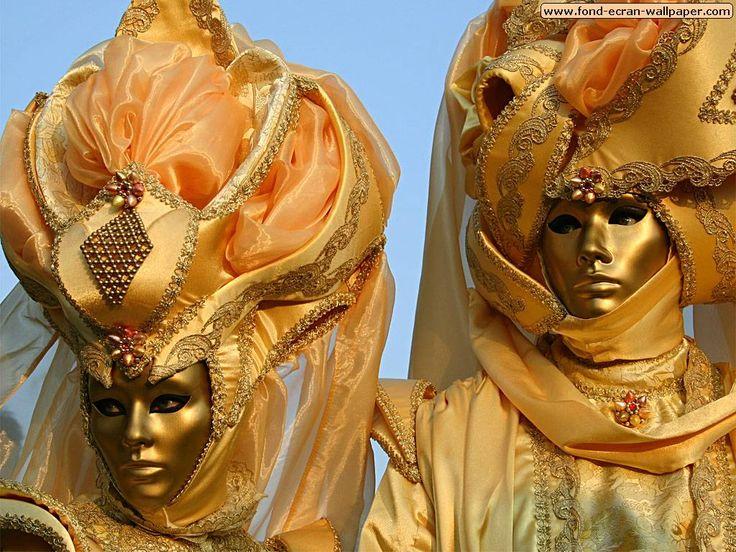 Venice Carnival Wallpaper 1024