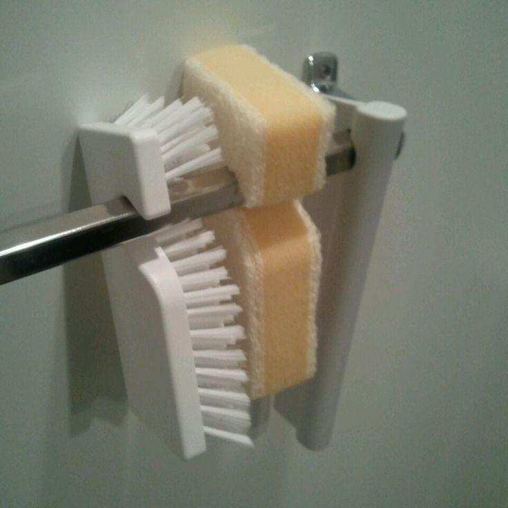 mASaYoukiさんの、バス/トイレ,掃除道具,スポンジ,ブラシ,のお部屋写真