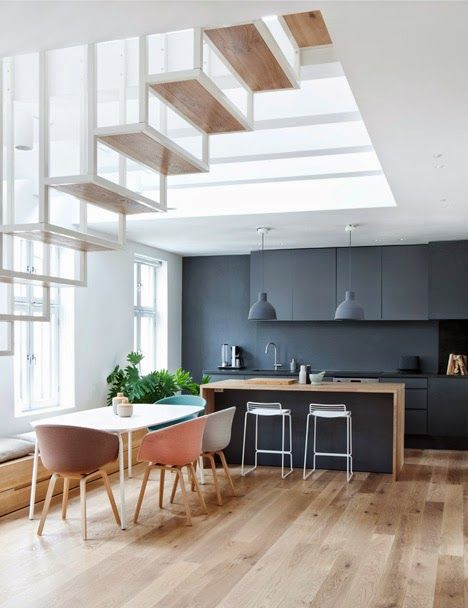 The Design Chaser: Oslo loft by London Studio Haptic