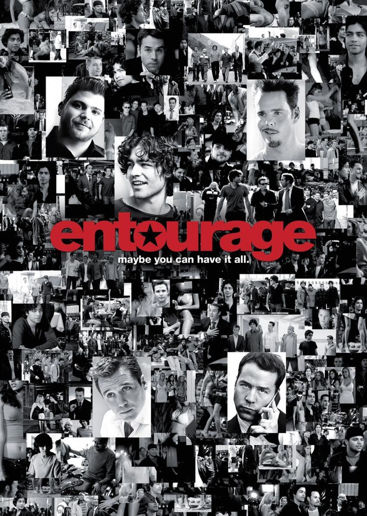Entourage Maybe You Can Have It All - follow us on www.birdaria.com like it love it share it click it pin it!!!!