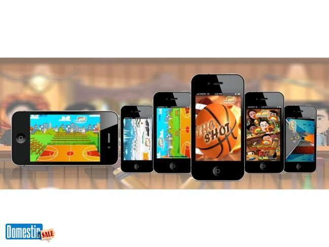 Develop your cross platform mobile game on hourly basis Have you ever thought to make a mobile game? Have you ever thought how mobile game can make your earn something great ...