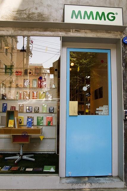 MMMG storefront