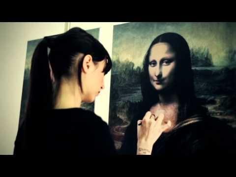 Shiseido restaura el rostro de la Gioconda