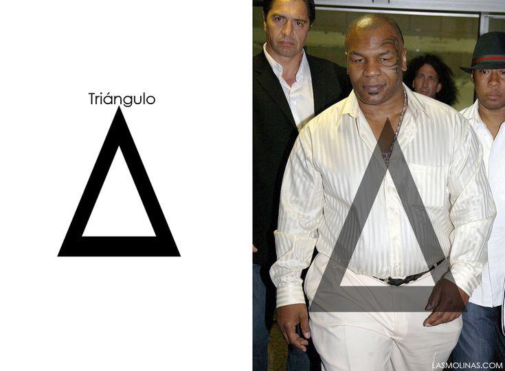 Resultado de imagen para cuerpo triangular hombres