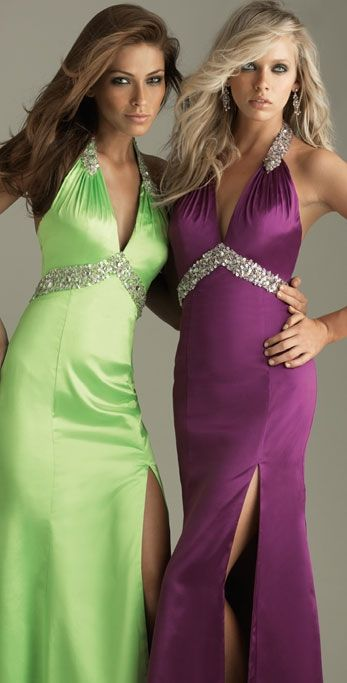 Astra Formal - Night Moves 6277 | 2 Lime | 4 Purple