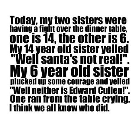 funny-sisters-fight-Santa