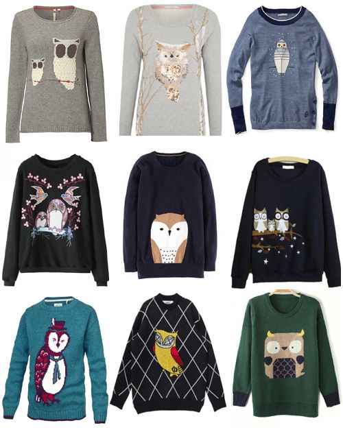 My Owl Barn: 9 Of The Best Sweaters