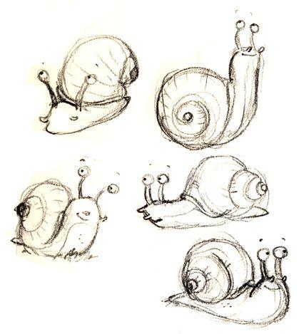 Connu Plus de 25 idées uniques dans la catégorie Escargot dessin sur  EU76